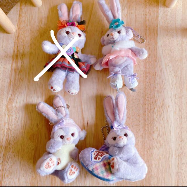 ステラ・ルー(ステラルー)のステラルーぬいぐるみ エンタメ/ホビーのおもちゃ/ぬいぐるみ(キャラクターグッズ)の商品写真