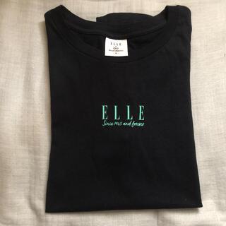 GU - ELLE Tシャツ