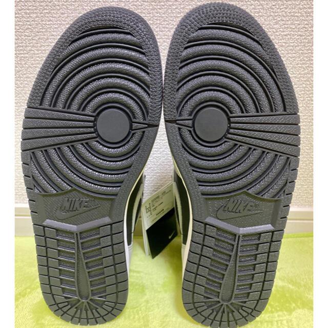 NIKE(ナイキ)のNIKE AIR エアジョーダン1 レトロ HIGH shadow 27cm メンズの靴/シューズ(スニーカー)の商品写真