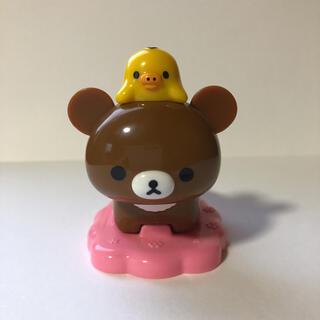 マックのおもちゃ リラックマのスタンプ