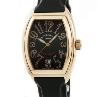 フランクミュラー(FRANCK MULLER)のフランクミュラー  コンキスタドール 8002SC 自動巻き メンズ 腕(腕時計(アナログ))