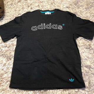 アディダス(adidas)の【美品】アディダス Tシャツ (Tシャツ(半袖/袖なし))