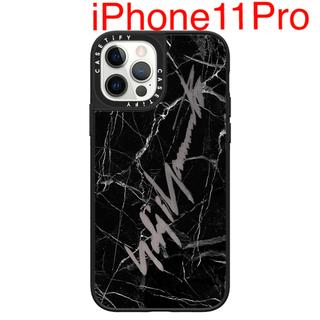 ヨウジヤマモト(Yohji Yamamoto)のCASETIFY × Yohji Yamamoto iPhone11Pro(iPhoneケース)