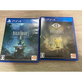 PlayStation4 - リトルナイトメア1&2 PS4