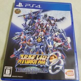 PlayStation4 - スーパーロボット大戦OG ムーン・デュエラーズ PS4
