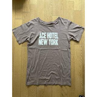 ロンハーマン(Ron Herman)のACE  Hotel Tシャツ(Tシャツ(半袖/袖なし))