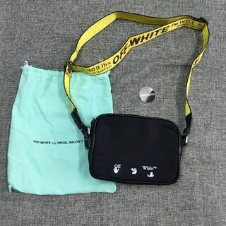 オフホワイト(OFF-WHITE)のOff-White 20ss Crossbody bag ショルダーバッグ(ショルダーバッグ)