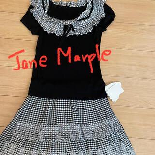 ジェーンマープル(JaneMarple)のJaneMarpleジェーンマープル トップス&スカート(セット/コーデ)