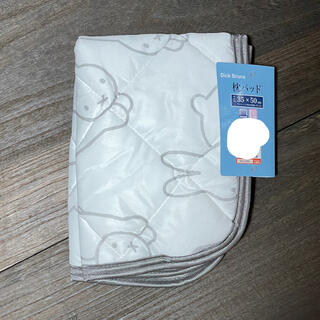 しまむら - ミッフィー 接触冷感枕パッド 35×50cm