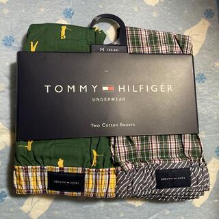 トミーヒルフィガー(TOMMY HILFIGER)のTOMMY HILFIGER トランクス2枚(トランクス)