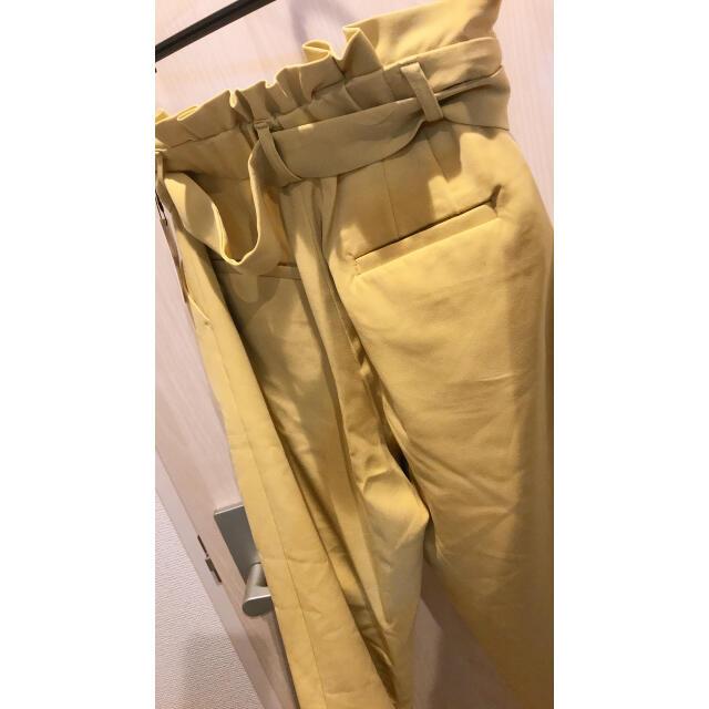 GRL(グレイル)のGRL 🌟 パンツ グレイル 黄色 イエロー 春夏 レディースのパンツ(その他)の商品写真