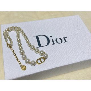 Dior - 新品 Diorパールチョーカー