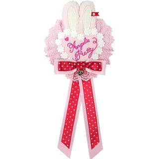 Angelic Pretty - AngelicPretty Little Bunnyロゼッタブローチ