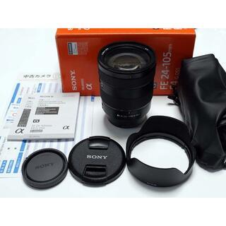 SONY - 【保証有】FE 24-105mm F4 G OSS SEL24105G