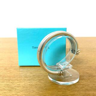 Tiffany & Co. - ティファニー バングル ブレスレット SV925 ☆カルティエ ロンハーマン