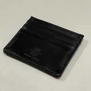 ホワイトハウスコックス(WHITEHOUSE COX)のホワイトハウス コックス カードケース 品番S1014 プライドルレザー(折り財布)