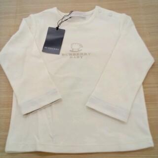 バーバリー(BURBERRY)のバーバリー 80cm 長袖 Tシャツ 02MN0517943(シャツ/カットソー)