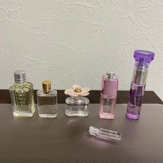 Christian Dior - 【ミニ香水】まとめ売り クロエ ディオール ブルガリ マークジェイコブス 5点