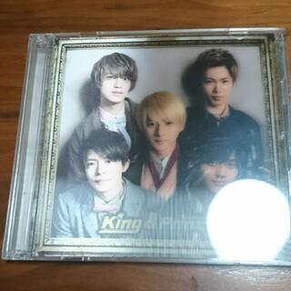 king&prince 1st アルバム 初回B 2CD キンプリ
