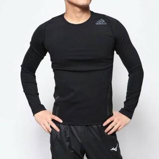 アディダス(adidas)の【新品タグ付】adidas アルファスキン2.0プレミアム 長袖Tシャツ(Tシャツ/カットソー(半袖/袖なし))