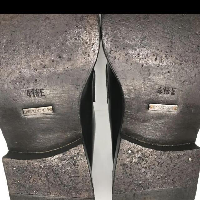 Gucci(グッチ)のGUCCI グッチ ローファー ビジネスシューズ メンズの靴/シューズ(ドレス/ビジネス)の商品写真