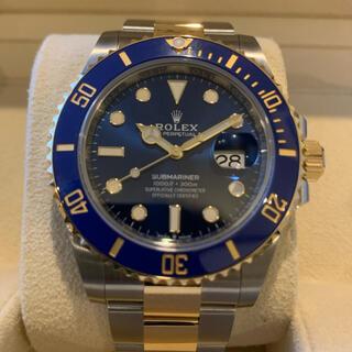 ROLEX - 未使用品 ロレックス ROLEX サブマリーナ 126613LB 青サブ