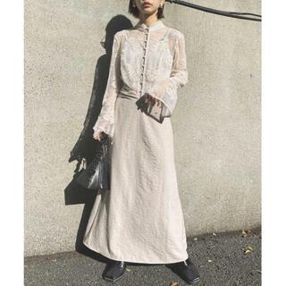 Ameri VINTAGE - FLOWER LACE DRESS Ameri vintage