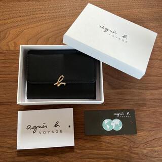 agnes b. - 【新品】アニエスベー カードケース コインケース キーケース