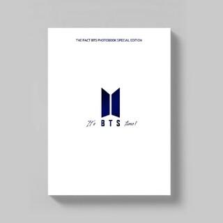 ボウダンショウネンダン(防弾少年団(BTS))のBTS防弾少年団写真集THE FACT BTS PHOTO BOOK(K-POP/アジア)