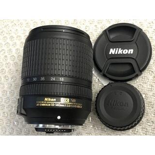 Nikon - 1078 手ぶれ補正 高倍率ズーム Nikon AF-S 18-140mm