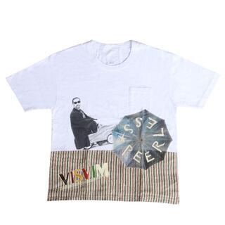VISVIM - VISVIM Flag Bandana T-shirts 日本製