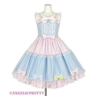 Angelic Pretty - Angelic Pretty Ribbon Partyジャンパースカート