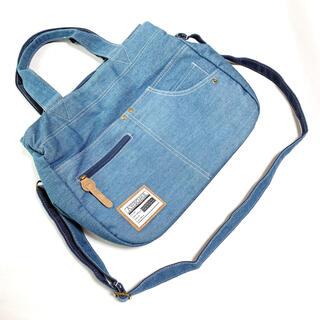 シマムラ(しまむら)のしまむら デニムショルダーバッグ CLOSSHI バッグ 新品(ショルダーバッグ)