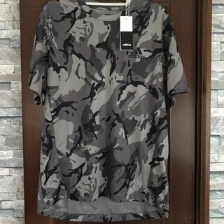 アディダス(adidas)の新品 メンズ アディダス 半袖Tシャツ XLサイズ♡(Tシャツ/カットソー(半袖/袖なし))