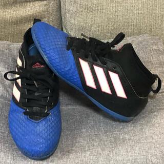 アディダス(adidas)の美中古 アディダス サッカー トレーニング シューズ(シューズ)