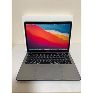 Mac (Apple) - 【超美品】MacBook Pro 2019(8GB/256GB)スペースグレイ
