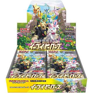 ポケモン - ポケモンカード ソード&シールド 強化拡張パック イーブイヒーローズ BOX