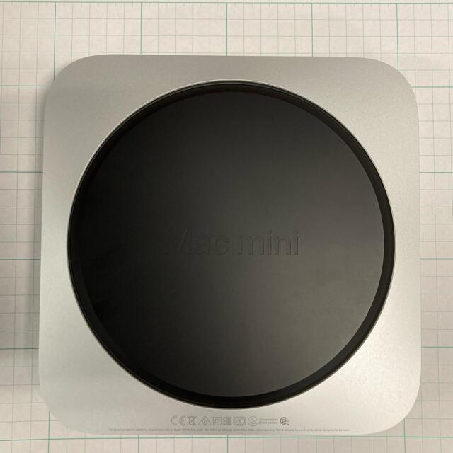 Mac (Apple)(マック)のMac mini 2020 M1チップ メモリ8GB SSD256GBと周辺機器 スマホ/家電/カメラのPC/タブレット(デスクトップ型PC)の商品写真