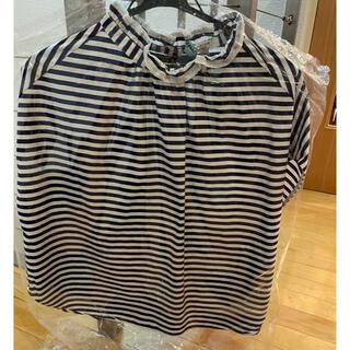 ドゥロワー(Drawer)のAtlantique Ascoli/アトランティックアスコリ ボーダーシャツ(シャツ/ブラウス(半袖/袖なし))
