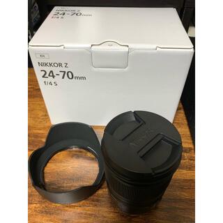 Nikon - NIKKOR Z 24-70mm f/4 S