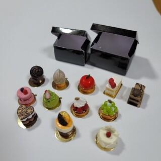 ぷちサンプル パティスリーぷちガトー ケーキ12個セット