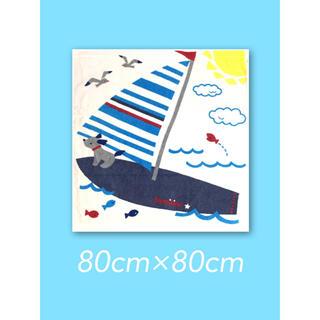 ファミリア(familiar)の【廃盤品】ファミリア タオルケット 定価¥7000(タオルケット)