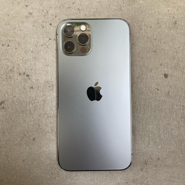 Apple(アップル)の【RA様専用】iPhone12 Pro 128GB グラファイト SIMフリー スマホ/家電/カメラのスマートフォン/携帯電話(スマートフォン本体)の商品写真