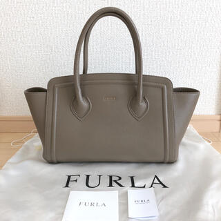 フルラ(Furla)のFURLA フルラ カレッジトートバッグ ダイノブラウン(トートバッグ)