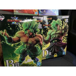 ドラゴンボール - ドラゴンボール 一番くじ フィギュア ブロリー セット