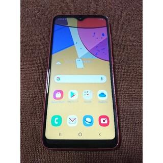 サムスン(SAMSUNG)のdocomo Galaxy A21SC-42ASIMロック解除済(スマートフォン本体)