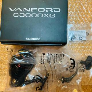 SHIMANO - シマノ 20 ヴァンフォード C3000XG スピニングリール 2020年モデル