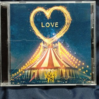 Kis-My-Ft2 - Kis-My-Ft2 LOVE通常盤
