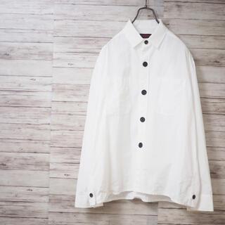 CABaN 19SS ダブルポケット コットンシャツジャケット