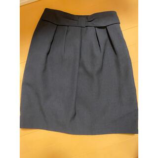 アストリアオディール(ASTORIA ODIER)のリボンスカート (ひざ丈スカート)